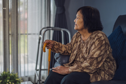 Survival Tips for Homebound Patients Living Alone